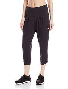 bdeb1cc92991 PUMA Women s Style 3 4 Drapey Pants