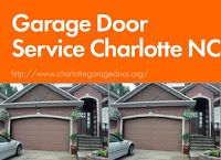 Charlotte Garage Doors: Garage Door Repair & Opener Service Charlotte NC