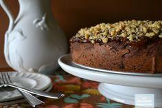 Chocolate Sweet Potato Spice Cake | One Green Planet