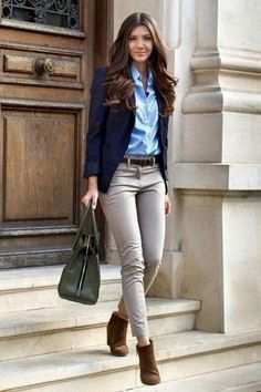 42 Casual Spring Work Outfits Ideas for Women - Fashionnita - 42 Casual Spri. 42 Casual Spring Work Outfits Ideas for Women - Fashionnita - 42 Casual Spring Work Outfits Ideas for Women - Fashionnita -. Stylish Work Outfits, Spring Work Outfits, Business Casual Outfits, Office Outfits, Stylish Office, Business Attire, Winter Professional Outfits, Business Professional Women, Fall Outfits