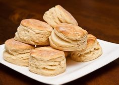 How to make a Southern Buttermilk Biscuits - Toralife