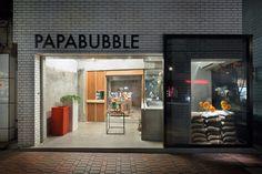 Papabubble in Yokohama by Schemata Architects