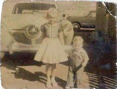 stargo az | Neta & Frankie Bridges on Easter in 1953 in Stargo, Morenci, AZ.