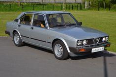 Alfa Romeo Alfetta Quadrifoglio