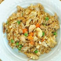 Easy Fried Rice and Chicken... and 20 easy skillet meals