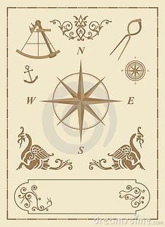 old nautical symbols