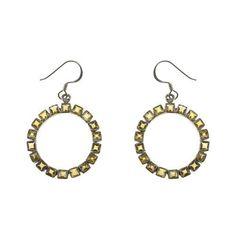 Boucles d'oreilles femmes - Anneaux en Argent et Citrines de ShalinIndia, http://www.amazon.fr/gp/product/B00B0UUMVQ/ref=cm_sw_r_pi_alp_8DJerb1J7TDE6