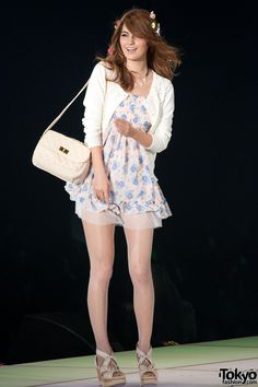 Sorridere at Tokyo Girls Collection 2013 SS