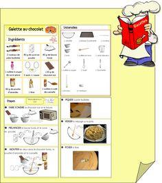 Recettes illustrées