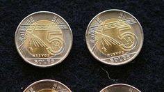En total, existe 146 millones de monedas de cinco soles circulando en el país…