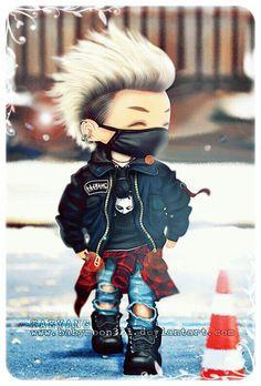 Taeyang #bigbang haha this is cute ^-^