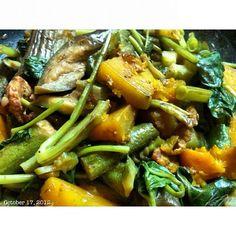 #夕食 #pinakbet #filipino #food #dinner #philippines #フィリピン#ディナー
