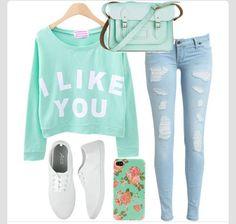 High school clothes