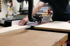 6 Easy Steps to Make Drawers : 6 Steps (with Pictures) - Instructables How To Make Drawers, Diy Drawers, Large Drawers, Daybed With Storage, Diy Daybed, Building Kitchen Cabinets, Diy Cabinets, Building Drawers, Lumber Sizes