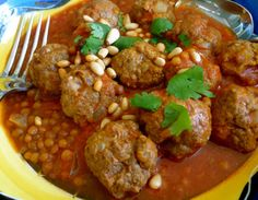 Thomas Dux - Moroccan Meat Balls, delicious, winter warming dinner!