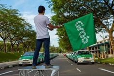 Grab Ubers biggest rival in Southeast Asia signs deal with conglomerate Lippo Group #Startups #Tech