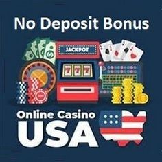 Exclusive real money no deposit casino bonuses for players in the US. A no deposit bonus is essentially free cash that the online casinos give new players. Players do not have to make a deposit in order to play and even win real money. Best Online Casino list with No Deposit Bonus - US players are allowed to play - Latest Bonuses Free Spins or Free chips up to $50 without depositing. Latest no deposit casino bonus codes for existing players, including at the USA online casino. Gambling Sites, Online Gambling, Casino Sites, Best Online Casino, Online Casino Bonus, Best Casino, Win Casino, Play Free Slots, Free Slot Games
