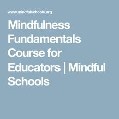 Mindfulness Professional Development for Educators Elementary School Counseling, Elementary Schools, Mindfulness Courses, Acute Stress, Social Challenges, Professional Development, Trauma, Curriculum, Classroom