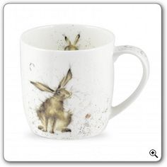 Royal Worcester - Fine Bone China Mugs - Mug - Good Hare Day