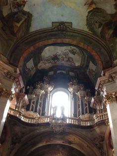 Concierto de organo en iglesia