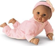 Corolle Mon Premier Bébé Calin Maria Baby Doll `One size Details : Face arms and legs in vinyl, soft, light body, soft to the touch Eyes : blinking eyes Pyjamas et headband Color : Pink 30 cm. Age : 18 months and upwards http://www.comparestoreprices.co.uk/january-2017-7/corolle-mon-premier-bã©bã©-calin-maria-baby-doll-one-size.asp