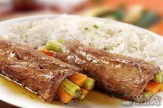 Receita de Bife à rolê especial em receitas de carnes, veja essa e outras receitas aqui!