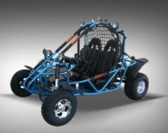 Manco Intruder RT 211cc 2-Seat Go Kart - DISCONTINUED: Go Karts