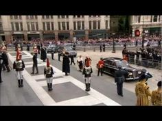 Diamond Jubilee - National Service of Thanksgiving, St Paul's Cathedral  - Part 1 of 2