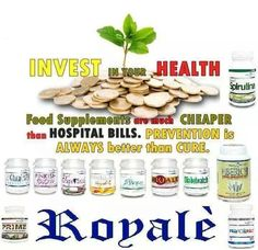 Join our helpful and strategic team in Royale Business Club! Save and Earn Extra!  Join us now!  For Product Order: Be confident with Royale!  PM us for orders / inquiries on distributorship: (+63) 923-971-5341