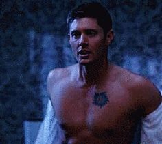 SERIOUSLY?! | Community Post: Can You Make It Through These 25 Dean Winchester GIFs Without Swooning?