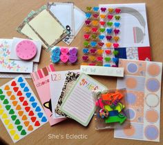 She's Eclectic: My week #39