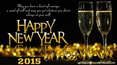 For the New Year 2015 we've now some fresh and latest collections for all of you, as these collections includes New year 2015 Wishes Wallpapers, Happy New Year 2015 Wishes with Wallpapers which you can download and copy from here for free to wish your dear...