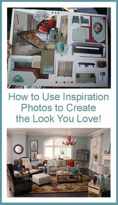 How to use Inspiration Photos to Create Your Look