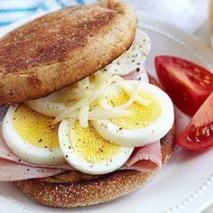 Winn-Dixie Stores, Inc. - Microwave Egg 'N' Ham Muffin