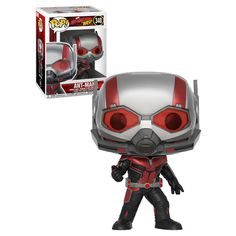 Funko POP! Marvel Ant-Man And The Wasp #340 Ant-Man - New, Mint Condition