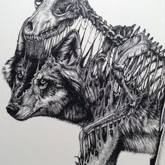 Image of Ressurection Of The Wolf