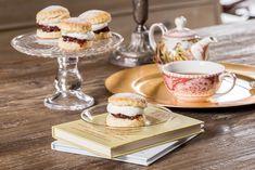 Le Ricette di Csaba dalla Zorza Dolci Ingredienti Madeleines francesi Scones Tè