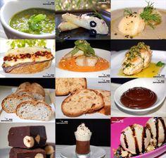 Doce recetas con avellanas