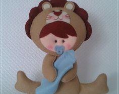 Baby Safári Leão