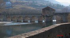 Pont Le Rouge, Millau
