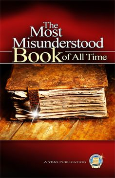 The Most Misunderstood Book of All Time - The Bible is the most misread and misinterpreted Book ever written. Much of what you have been taught about the Bible is probably not even close to the truth.