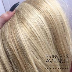 Custom blonde blend