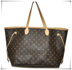 OMG! You can buy this Neverfull Handbag for $235.99 now. It never happened. #lv #Louis #Vuitton #style #Fashion #bags