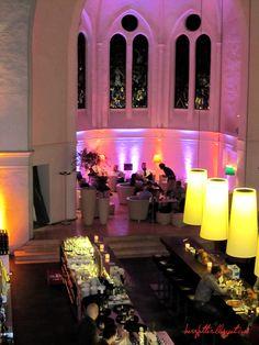 Restaurantempfehlung für Bielefeld: Das Glück und Seligkeit in einer ehemaligen Kirche