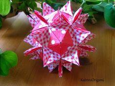 Origami ✿ Assol Kusudama ✿