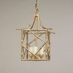 ➤ Buy for your home & office Vaughan Bamboo Lantern in ✓Request price! Chinoiserie Decorating, Lanterns, Light, Bamboo Lantern, Beach House Lighting, Lights, Pagoda Lanterns, Bamboo Light, Ceiling Lights