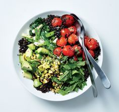 Learn This Simple Formula and Never Make a Mediocre Salad Again