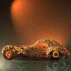Calliope - Digital Art