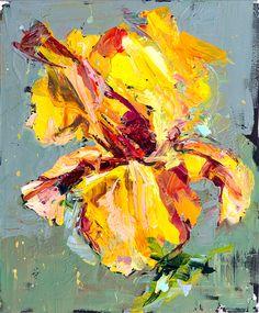 'Mango' - acrylic on canvas, 24 x 20 inches