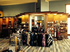 Lone Tree Golf Club and Hotel  When displaying items in your shop, group all hard goods in the same area.   Katrina Navarrete  Merchandise Coordinator knava023@gmail.com